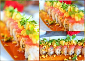 The Cabo San Lucas Roll